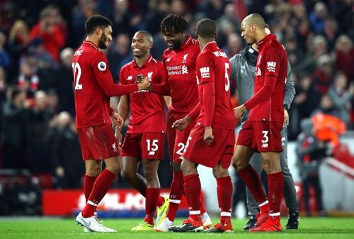 A Reds win could see them return to the summit of the Premier League