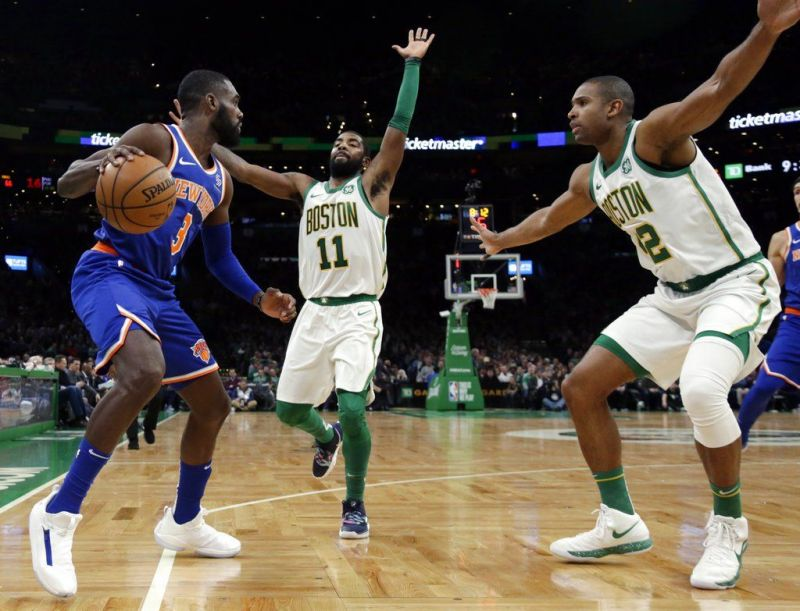 Celtics wanted to wipe the slate clean off the Thanksgiving loss to the Knicks