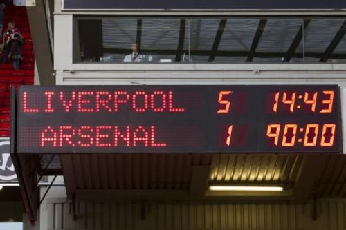 Liverpool and Arsenal have played some real crackers.