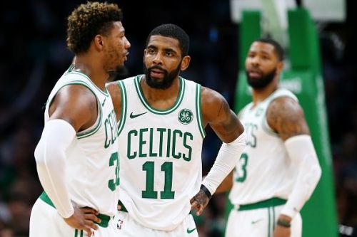 The Celtics are on a roll at the moment