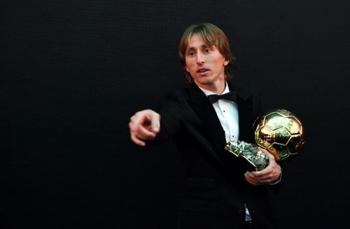 Luka Modric broke the Ronaldo-Messi duopoly to lift the Ballon d'Or