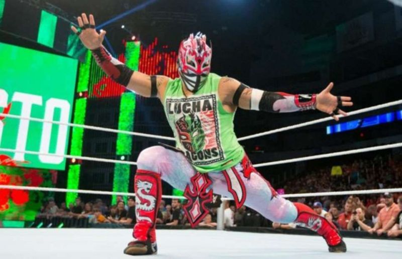 Kalisto won the United States Championship in his first appearance at the Royal Rumble pay-per-view.