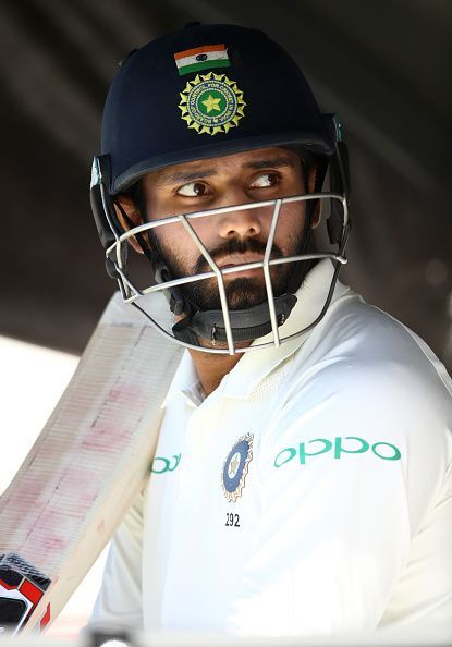 Hanuma Vihari: Australia v India - 2nd Test: Day 5