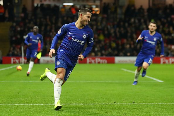 There is a new ray of hope in the Eden Hazard saga for Chelsea fans!
