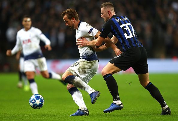 Skriniar is growing in reputation as one of the best young centre-backs in the world