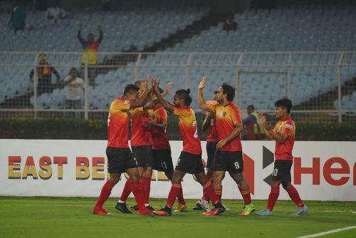 East Bengal earned a morale-boosting win over Gokulam Kerala FC