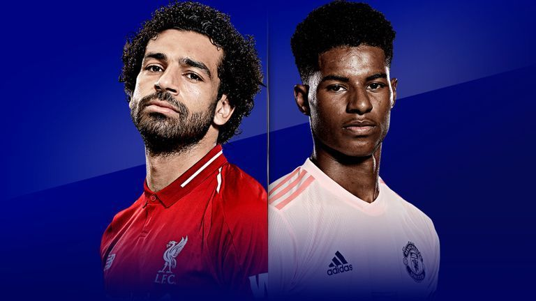 Liverpool vs Manchester United is the biggest game in the national calendar