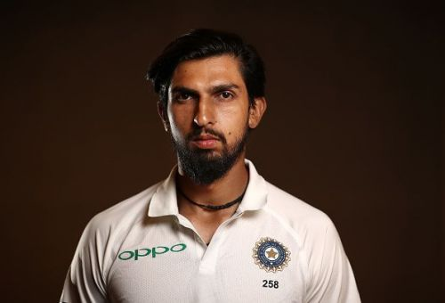 Ishant Sharma is touring Australia for the fourth time in his career
