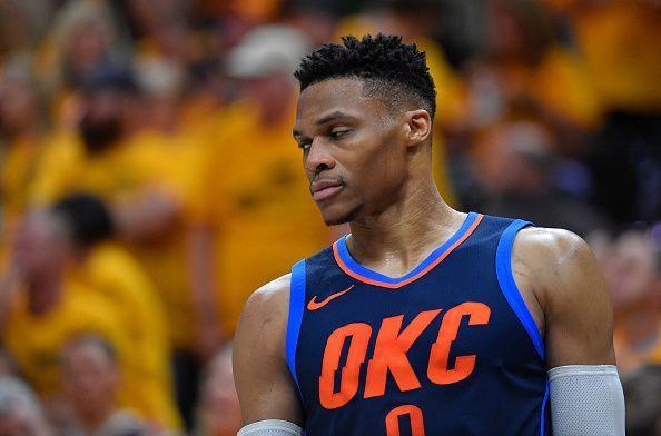 Oklahoma City Thunder v Utah Jazz - Game Six 736e86926