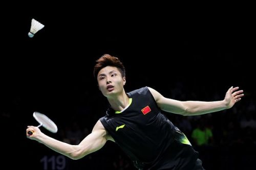 Shi Yuqi was China's best performer in 2018 with many notable achievements