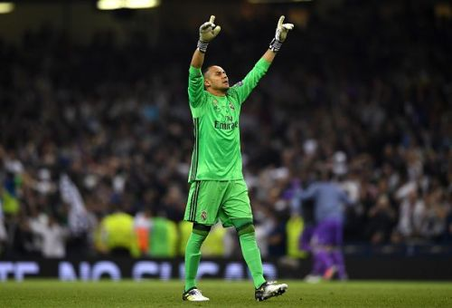 Keylor Navas to leave Madrid in January?
