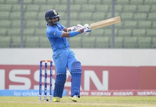 Anmolpreet Singh could do well if given chances at MI