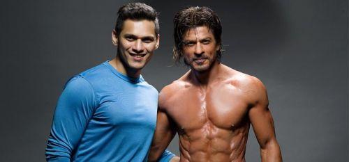 Shahrukh Khan's Personal Trainer, Prashant Sawant