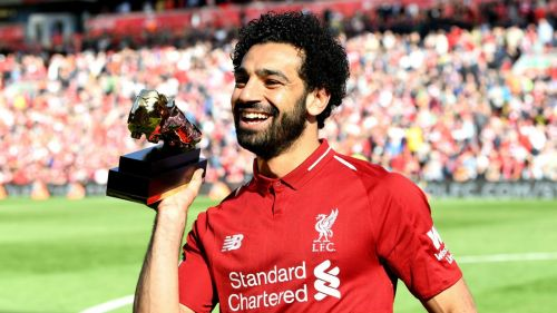 Salah picked up a plethora of individual awards in 2018