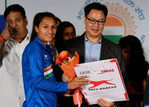 The skipper feels India's success against top-ranked nations this year has instilled a new self-belief and helped the women's hockey team shed its underdog tag