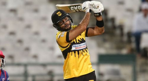 Reeza Hendricks recently smashed back-to-back hundreds in MSL T20