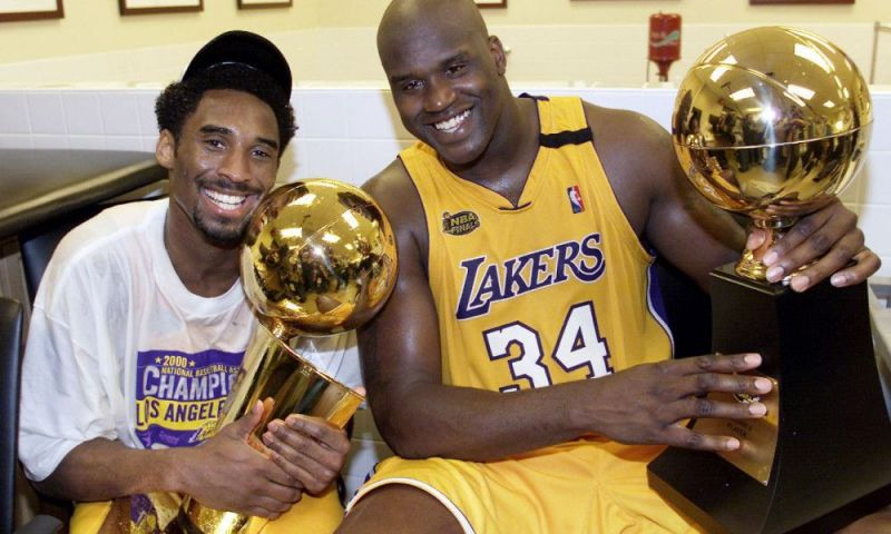 The Best 1-2 Punch In NBA History