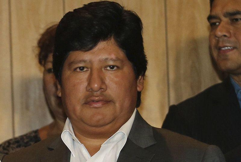 Peru's soccer boss arrested as part of criminal probe