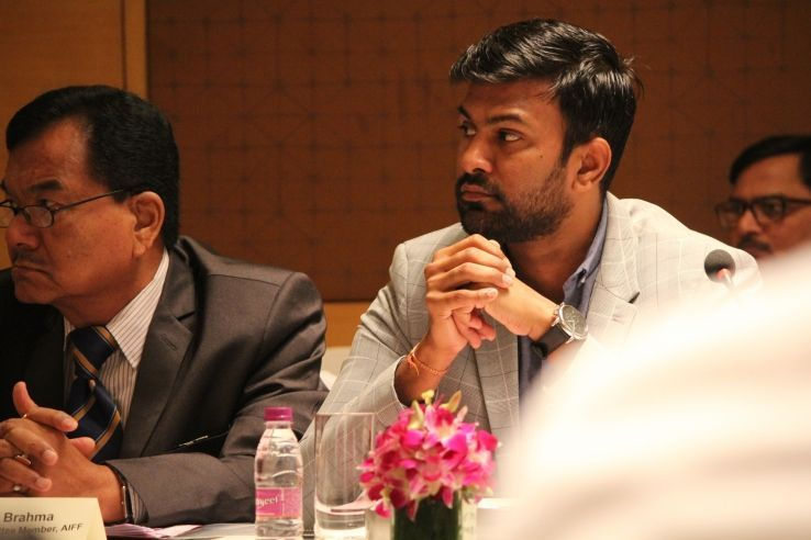 Abhishek Yadav is currently the AIFF's Director of National Teams