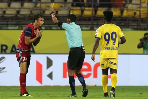 Indian referees have received a lot of flak for their errors in the ISL and I-League (Pic for representation)