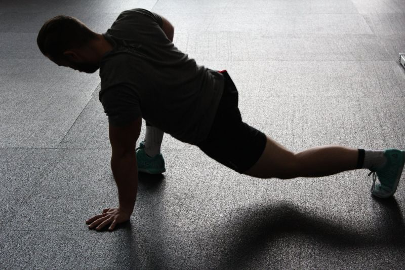 Stretches are very effective in improving the overall flexibility of the body