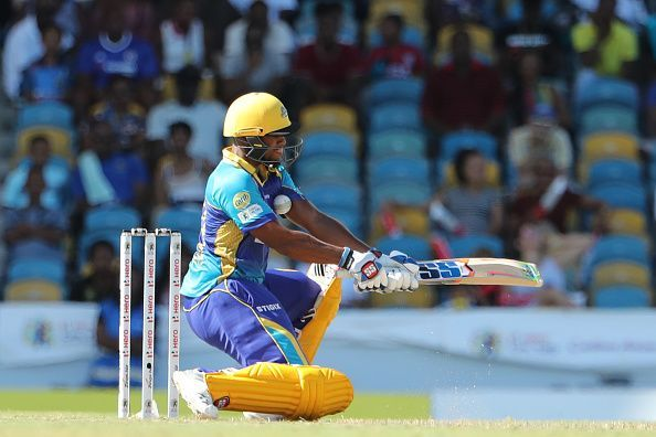 Barbados Tridents v St Lucia Stars - 2018 Hero Caribbean Premier League