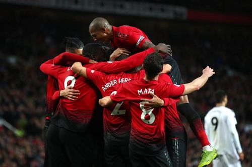 Manchester United were simply relentless