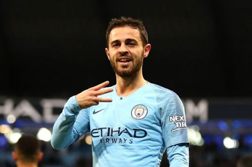Bernardo Silva is really growing into a key player in this City side.