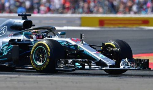 Lewis Hamilton saved his weekend from a very bad situation at his home Grand Prix in Silverstone