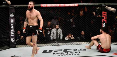 Paul Craig pulled off a miracle comeback over Magomed Ankalaev