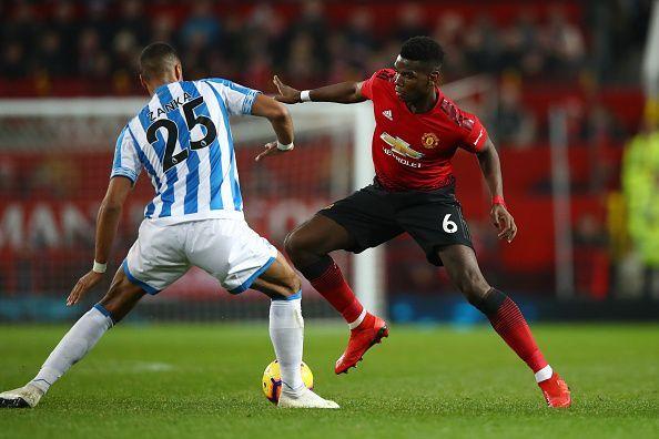 Pogba was United