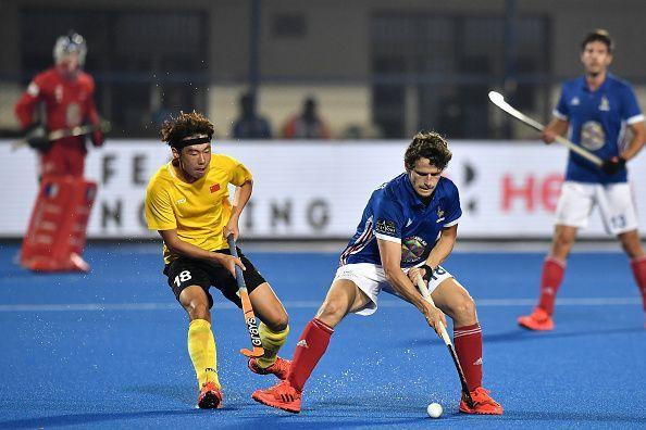 France v China - FIH Men