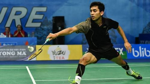 Lakshya Sen Wins Gold at Tata Open