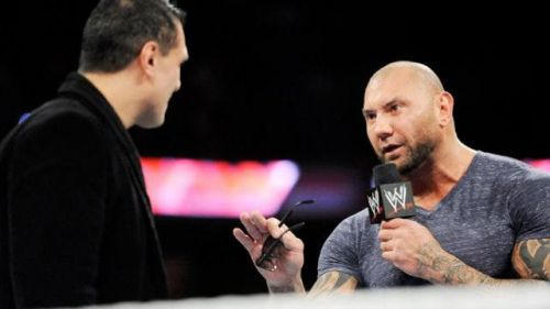 The Animal has not wrestled in WWE since 4 years