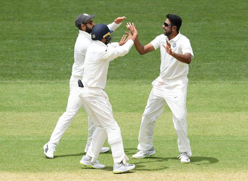 Ashwin , Kohli & Pant