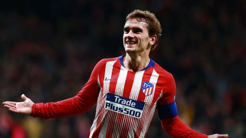 Griezmann won trophies with both club and country in 2018