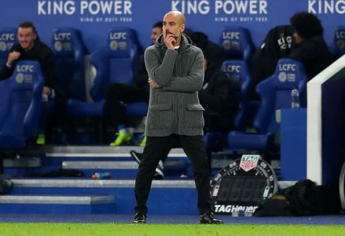 Guardiola has much work to do to fix his ailing team