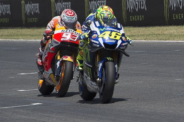 MotoGP: Honda Team Manager feels Valentino Rossi's time is up