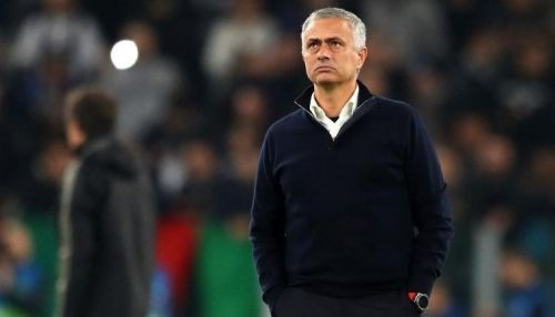 Jose was not shown mercy after Man Utd's defeat at Anfield