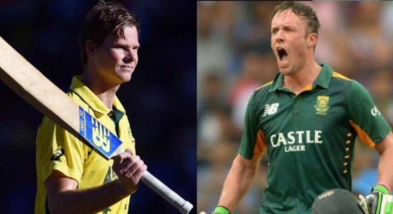 Image result for ab de villiers, steve smith star attractions at psl