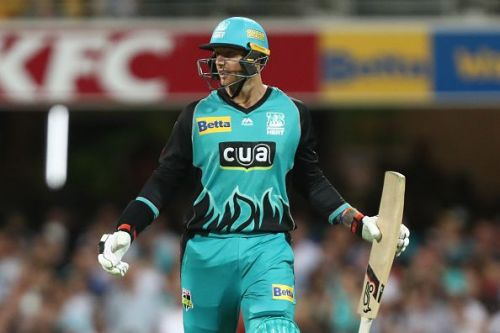 Pattinson was confused after an incorrect decision was made by the third umpire