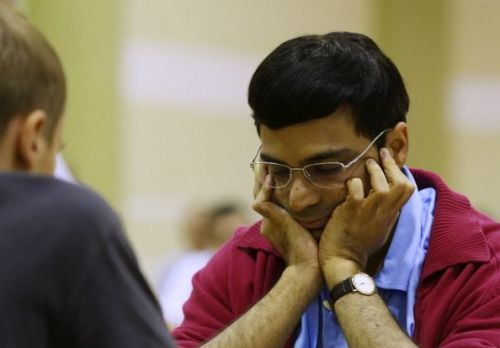 Vishwanathan Anand isrenowned for his speed in Rapid chess