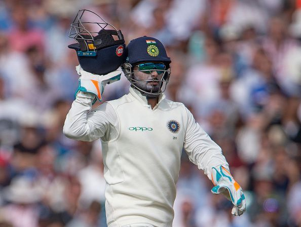 Rishabh Pant needs to improve his wicket-keeping skills to become a permanent member of the team