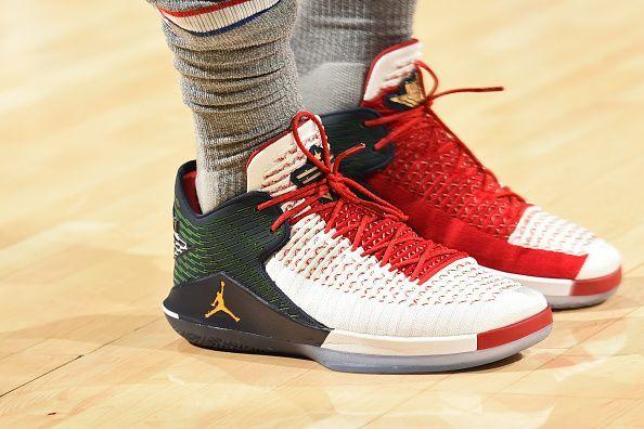 301adb36 В отличие от других релизов кроссовок Jordan за последние 3-4 года, Jordan  XXXII не разочаровали с точки зрения удобства игры на площадке, по крайней  мере ...