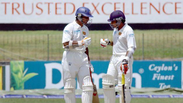 Kumar Sangakkara and Mahela Jayawardene hold the record for the highest 3rd wicket partnership of 624 runs