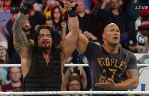 Was The Rock vs. Roman Reigns set for WrestleMania 35?