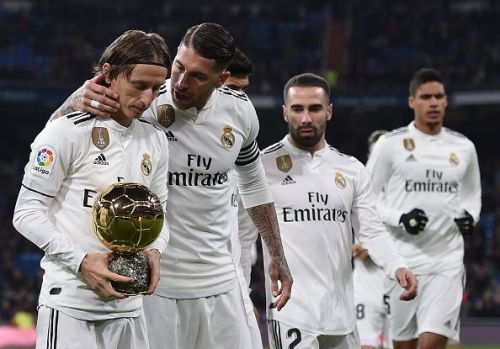 Mourinho already admires a lot of the Madrid stars
