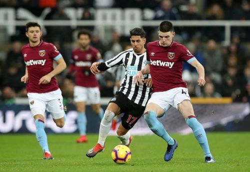 Newcastle United vs. West Ham United - Premier League