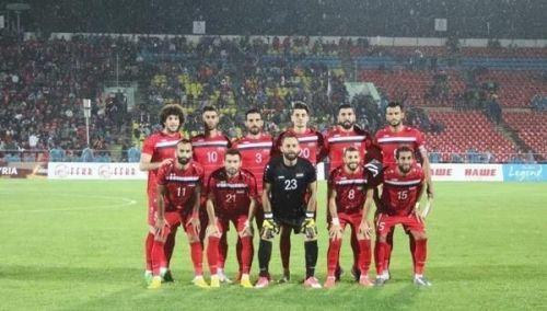Syria defeated Kuwait in the November international friendly window (Image: Kooora.com)