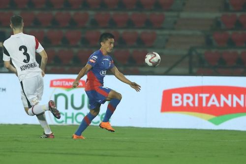 Indian football witnessed a roller-coaster ride (Image courtesy: ISL)